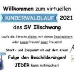 Virtueller Kinderwaldlauf